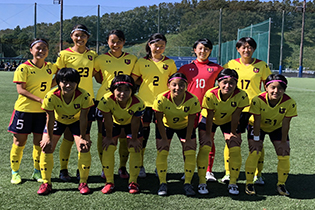 神奈川 大学 女子 サッカー